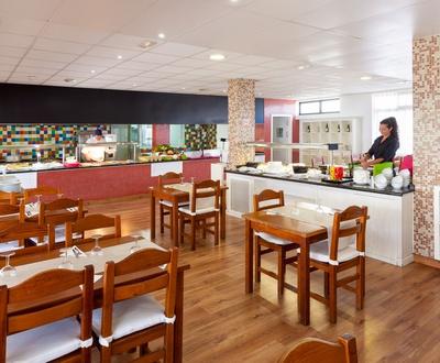 Restaurante Apartamentos Paraíso del Sol